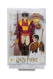 Harry Potter Collectible Quidditch Doll 10½""