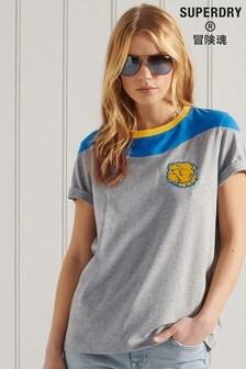 Superdry Collegiate Colourblock T-Shirt