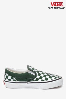 Vans Check Slip-On Infant Trainers