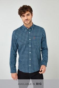 חולצה משובצת