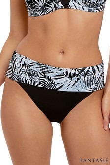 Fantasie Kiso Valley Monochrome Fold Brief