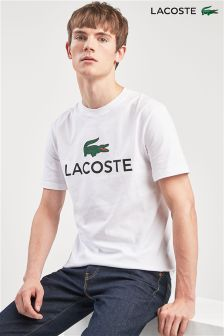 Lacoste® White Classic T-Shirt