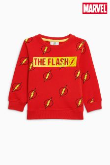 Flash All Over Print Crew (3mths-6yrs)