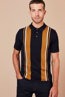 f462a2ca98 Knitted Polo Shirts for Men | Knitted Polos | Next Official Site