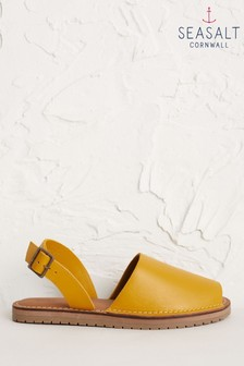 Seasalt Yellow Sunglow Open Skies Sandals