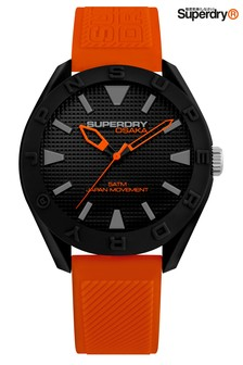 Superdry Orange Watch