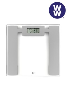 Weight Watchers Ultra Slim Glass Electronic Scales