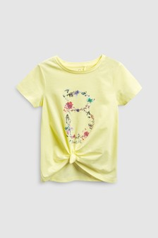 Short Sleeve T-Shirt (3-16yrs)