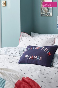 Joules Shooting Stars Pillowcases