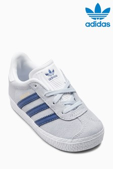 adidas Originals Light Blue Gazelle
