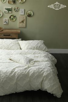 MM Linen Clover Duvet Cover and Pillowcase Set