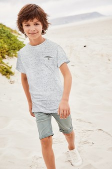 Stripe T-Shirt (3-16yrs)