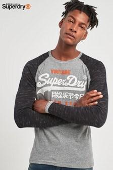Superdry Premium Goods Raglan Tee