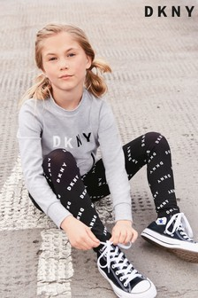 DKNY Girls Logo Legging