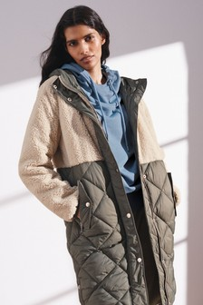 Hybrid Borg Quilted Jacket