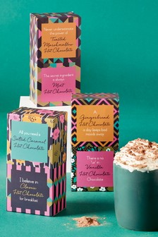 12 Pack Flavoured Hot Chocolates