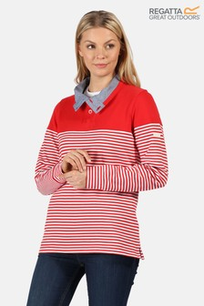 Regatta Red Camiola Stripe Jumper