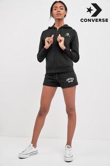 Converse Shorts, schwarz