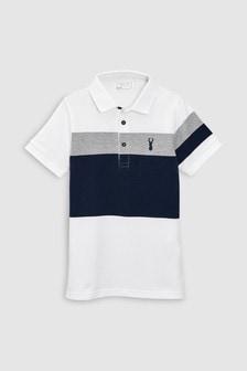 قميص بولو ألوان سادة (3-16 سنة)