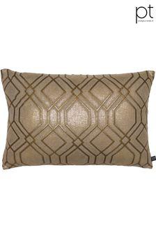 Othello Sienna Feather Cushion by Prestigious Textiles