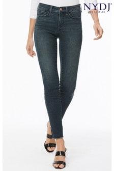 NYDJ Ami Skinny Jeans - Prosperity (Mid Blue Denim)