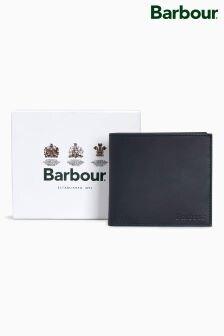 Barbour® Navy Coin Wallet