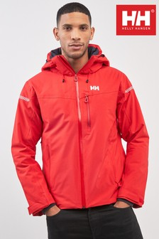 Helly Hansen Ski Flag Red Swift 4.0 Jacket