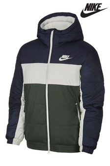 Nike NSW Zip Through Hooded Jacket