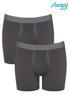 Sloggi™ Grey Ever Fresh Short Two Pack