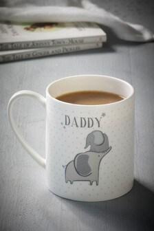 Daddy Elephant Mug