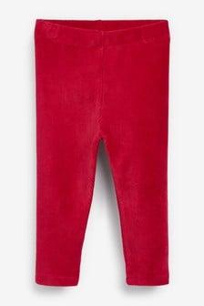 Velour Leggings (3mths-7yrs)