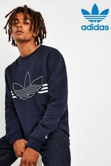 adidas Originals Ink Outline Crew Sweater