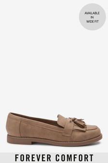 Crepe Sole Loafers