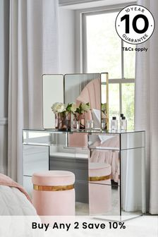 Sloane Storage Dressing Table / Desk