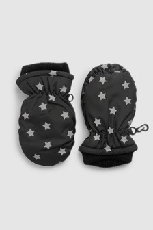 Star Ski Mittens (Younger)