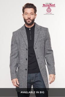 Harris Tweed Signature Epsom Coat