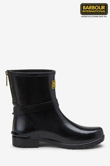 Barbour® International Mugello Black Wellie