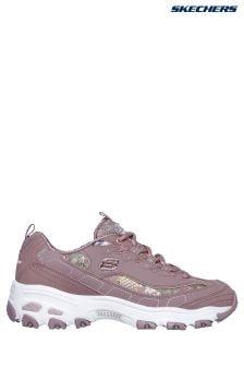Skechers® D'Lites Pink Floral Days