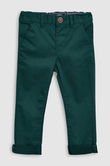 Chino Trousers With Stretch (3mths-6yrs)