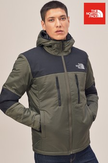 The North Face® Taupe Himalayan Zip Through Hoody