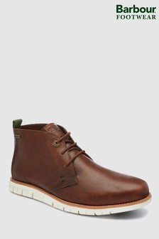 Barbour® Tan Burghley Chukka Boot