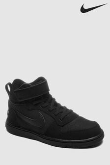 Nike Court Borough Mid Velcro
