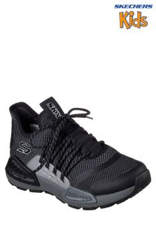 Skechers® Black Kinectors Megahertz Trainer