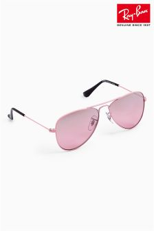 Junior Ray-Ban® Aviator Sunglasses