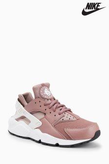 Nike Mauve Huarache Run