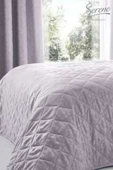 Ebony Bedspread by Serene
