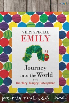 Personalised The Very Hungry Caterpillar Book by Signature Book Publishing