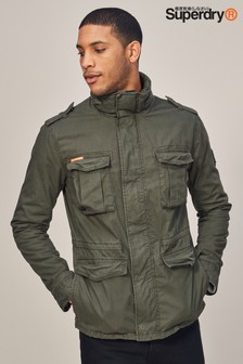 7faab9d6a6420 Superdry Jackets for Men | Next Ireland
