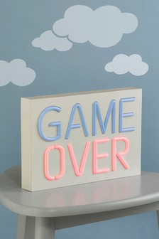 Game Over Feature Light