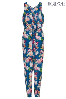 Figleaves Tropical Luana Jumpsuit